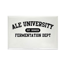 ale-NEW-w.png Rectangle Magnet (100 pack)