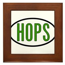 hops-n-w.png Framed Tile