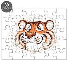 Tiger Smile Puzzle