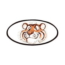 Tiger Smile Patches