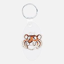 Tiger Smile Keychains