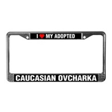 I Love My Adopted Caucasian Ovtcharka