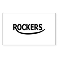 Rockers Decal