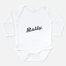 Rally Long Sleeve Infant Bodysuit