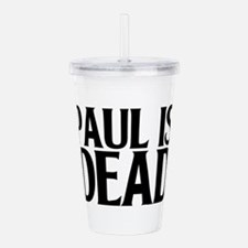pauldead1.png Acrylic Double-wall Tumbler