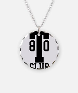 T80 CLUB - Ton 80 Necklace