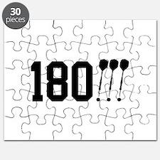180 Darts!!! Puzzle
