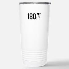180 Darts!!! Travel Mug
