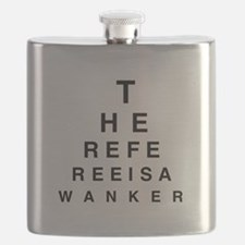 Blind REFEREE Flask