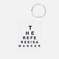 Blind REFEREE Keychains