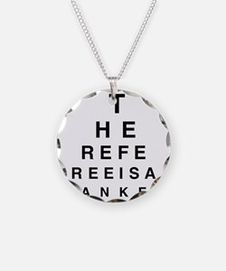 Blind REFEREE Necklace