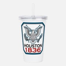 houston-1836.png Acrylic Double-wall Tumbler
