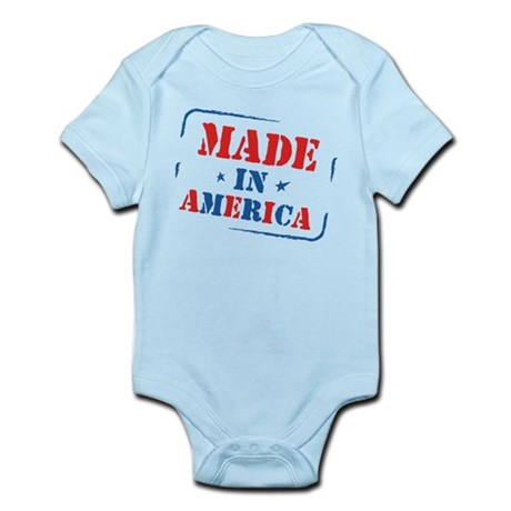 Made In America Infant Bodysuit