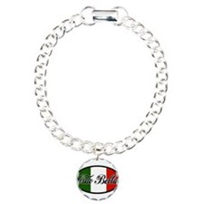 ciao-bella-OVAL2.png Charm Bracelet, One Charm