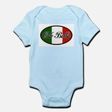 ciao-bella-OVAL2.png Infant Bodysuit