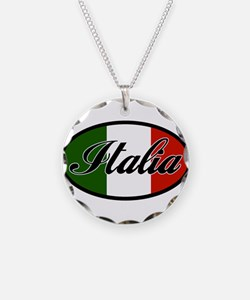 italia-OVAL.png Necklace