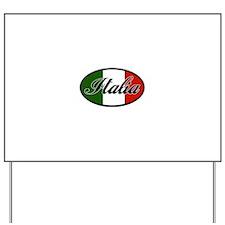 italia-OVAL.png Yard Sign