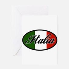italia-OVAL.png Greeting Card