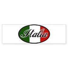 italia-OVAL.png Bumper Sticker