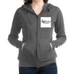 italia-football.png Women's Zip Hoodie