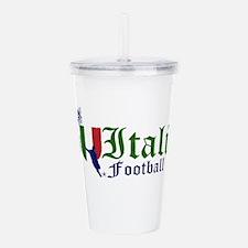 italia-football.png Acrylic Double-wall Tumbler