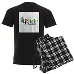 italia-football.png Men's Dark Pajamas