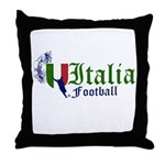 italia-football.png Throw Pillow