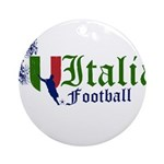 italia-football.png Ornament (Round)
