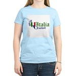 italia-football.png Women's Light T-Shirt