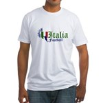 italia-football.png Fitted T-Shirt
