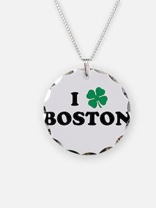 Boston Clover Necklace