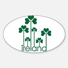 new-ireland-g.png Sticker (Oval)