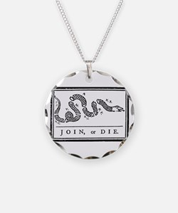 Join, or Die Necklace
