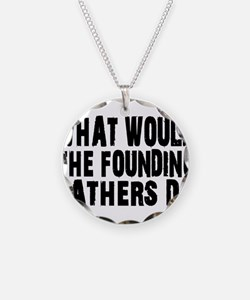 Founding Fathers Necklace