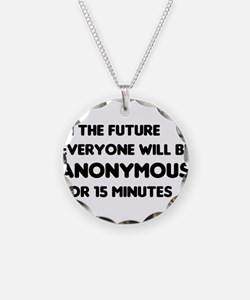 15 Minutes Necklace
