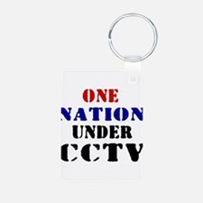 CCTV Keychains