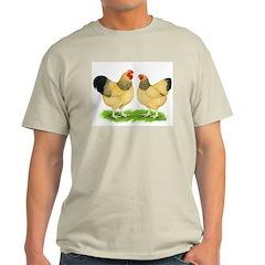 Buff Columbian Wyandottes T-Shirt