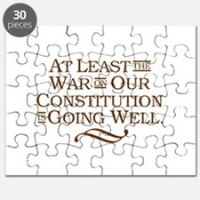 War on Constitution Puzzle