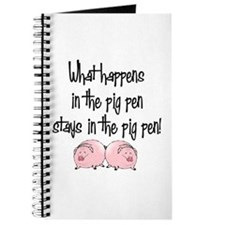 What happens with pigs ... Journal