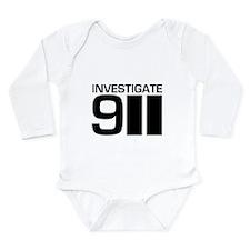 invest-911.png Long Sleeve Infant Bodysuit