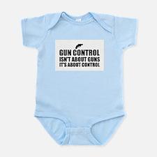 Unique Infowars Infant Bodysuit