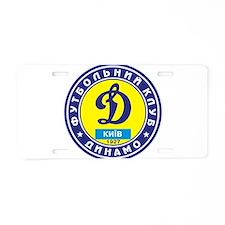 Dinamo_Kiev.png Aluminum License Plate