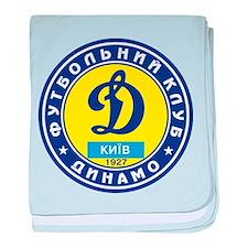 Dinamo_Kiev.png baby blanket