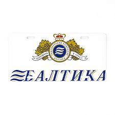 Baltika.png Aluminum License Plate
