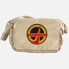 soviet Messenger Bag