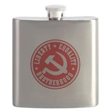Cute Lenin Flask
