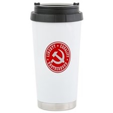 Cute Lenin Travel Mug