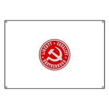 Cute Communism Banner