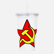 soviet-symbol-w.png Acrylic Double-wall Tumbler