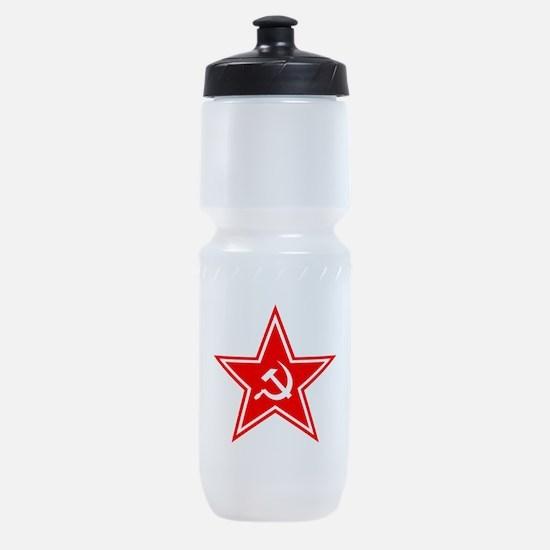 soviet-star-white-w.png Sports Bottle